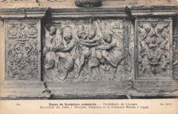 Limoges (Musée De Sculpture Comparée) - Cathédrale - Bas Relief Du Jubé - Esculturas