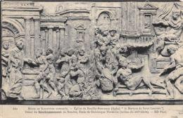 Bouilly Roncenay (Musée De Sculpture Comparée) - Eglise - Détail Du Soubassement Du Retable - Esculturas