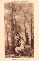 Corot (Tableau) - La Toilette - Pintura & Cuadros
