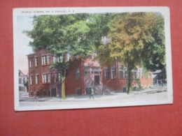 Public School  # 4 Passaic   New Jersey   Ref 4286 - Autres
