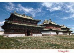 1 AK Mongolei * Erdene Zuu - Ein Kloster Aus Dem 16. Jh. Das Erste Buddhistische Kloster Des Buddhismus In Der Mongolei - Mongolei