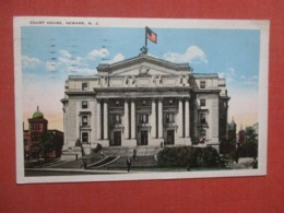 Court House  Newark   New Jersey   Ref 4286 - Autres