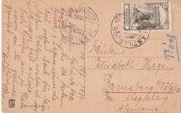 MAROC ESPAGNOL 1930 CARTE POSTALE DE CASTILLEJOS - Marocco Spagnolo