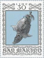 San Marino 1974 Scott 836 Sello ** Armas Antiguas Historical Weapons And Armor Wapens Michel 1063 Yvert 869 Stamps - San Marino