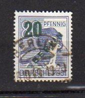 BERLIN    Oblitéré     Y. Et T.   N° 49    Cote: 24,00 Euros - Oblitérés