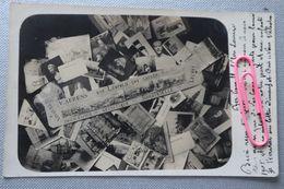 LAEKEN : Publicité V. AERENS Rue Léopold 203 - Photographe Artistique En 1904 - Laeken