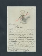 MILITARIA SURRÉALISME CARTE PHOTO MONTAGE MILITAIRE SOLDAT NANCY 1911  : - Sonstige