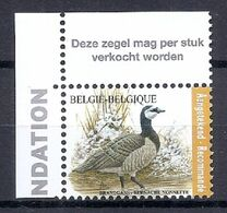 BELGIE * Buzin  2020 * AANTEKENPORT  Vlaamse Tekst * Postfris Xx - 1985-.. Birds (Buzin)