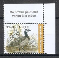 BELGIE * Buzin  2020 * AANTEKENPORT  Franse Tekst * Postfris Xx - 1985-.. Birds (Buzin)