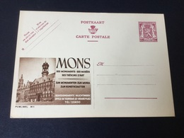 Publibel Neuve 811 (Mons ) - Stamped Stationery