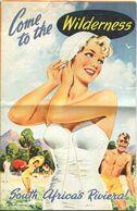 Wilderness Hotel 70er Jahre - South Afrika - Riviera - Faltblatt Mit 12 Abbildungen - Folletos Turísticos
