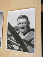"Sammelbild Nr.4 Aus Dem Album ""Adolf Hitler."" - Documents"
