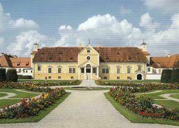 1 AK Germany / Bayern * Das Alte Schloss In Oberschleissheim - Erbaut Ab 1617 Hauptwerk Des Frühbarock In Bayern * - Oberschleissheim
