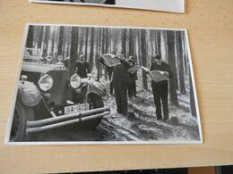 "Sammelbild Nr.8 Aus Dem Album ""Adolf Hitler."" - Documents"