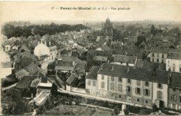 CPA -  PARAY-LE-MONIAL - VUE GENERALE - Paray Le Monial