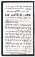 Dp. Joris Maria. ° Olmen 1840 † Lier 1921 - Religion &  Esoterik