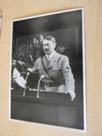 "Sammelbild Nr.35 Aus Dem Album ""Adolf Hitler."" - Documents"