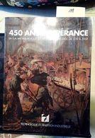 B14-11 – 450 Ans D'espérance Métallurgie E-Longdoz – Cockerill Liège 1519 à 1969, Léon Willem, 1990, 176 Pages. - Culture