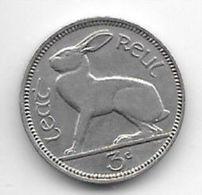 Ireland  3 Pence   1934  Km 4  Xf - Ierland