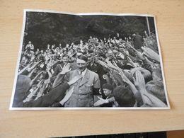 "Sammelbild Nr.58 Aus Dem Album ""Adolf Hitler."" - Documents"