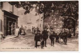 Plascassier-Place De L'Eglise - Other Municipalities