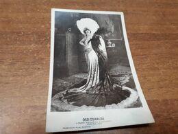 Postcard - Ossi Oswalda     (29037) - Schauspieler