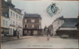Fauville-Route De Bolbec - France