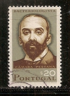 PORTUGAL   N°   996   OBLITERE - 1910-... República