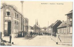 Blaasveld - Blaesvelt - Dorpstraat - Rue De Village - Uitg. G. De Smet - Willebroek