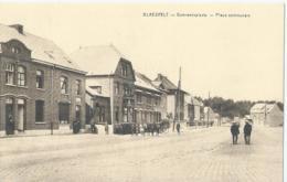 Blaasveld - Blaesvelt - Gemeenteplaats - Place Communale - Uitg. G. De Smet - Willebroek