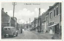 Blaasveld - Kasteelstraat - Uitgave Ed. Adriaens (Tabak-Likeuren) - Willebroek