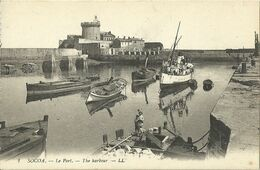 Socoa Le Port - Frankreich