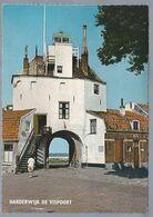 NL.- HARDERWIJK. - DE VISPOORT -. - Monuments