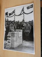 "Sammelbild Nr.81 Aus Dem Album ""Adolf Hitler."" - Documents"