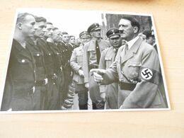 "Sammelbild Nr.85 Aus Dem Album ""Adolf Hitler."" - Documents"