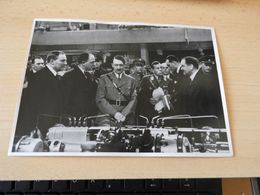 "Sammelbild Nr.86 Aus Dem Album ""Adolf Hitler."" - Documents"