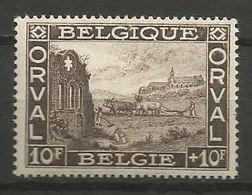 Belgique - N°266 * -  Première Orval - - Belgique