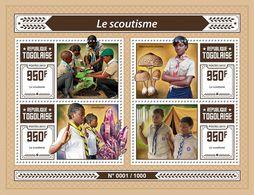 TOGO 2015 - Scouting, Amethyst - YT CV=23 €, 4862-5 - Minerals