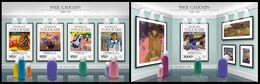 TOGO 2015 - P. Gauguin - YT CV=41 €, 4870-3 + BF1080 - Impresionismo