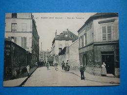 PARIS.  RUE DES TANNERIES NON ECRITE RARE - Arrondissement: 13