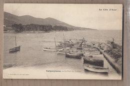 CPA 83 - CARQUEYRANNE - Le Port Des Salettes - TB PLAN Bâteaux Barques - Carqueiranne