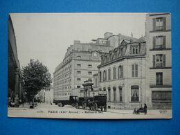 PARIS.  RAFFINERIE SAY CAMION CHARRETTES  NON ECRITE - Arrondissement: 13