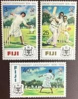 Fiji 1974 Cricket Centenary MNH - Fiji (1970-...)