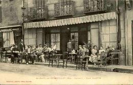 FRANCE - Carte Postale - Saint Paul De Fenouillet - Café Martin - L 66409 - Altri Comuni