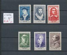 Série De 6 Timbres N° 1066 à 1071   Neufs - Used Stamps