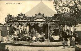 FÊTES FORAINE - Carte Postale - Manège Laplace - L 66412 - Unterhaltung