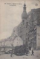DINANT /  EGLISE NOTRE DAME ET CITADELLE  1913 - Dinant