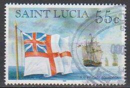SAINTE-LUCIE - Timbre N°1048 Oblitéré - St.Lucia (1979-...)