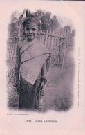 Indochine, Laos, Jeune Fille Laotienne (681) - Laos