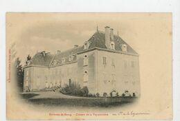 CPA: 01 - ENV. DE BOURG - CHATEAU DE LA TEYSSONNIÈRE - - Bourg-en-Bresse